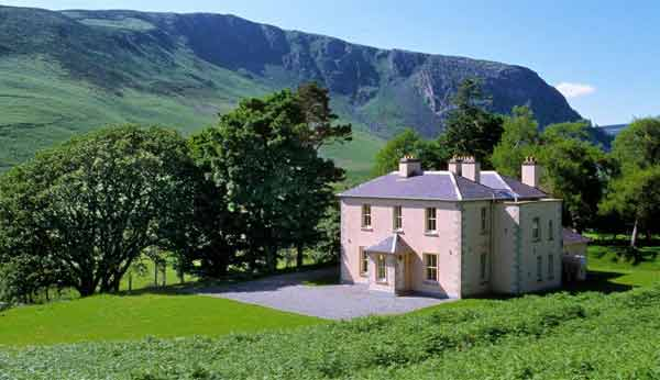 Luggala guest house