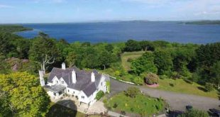 Former President Mary Robinson has out her mansion up for sale