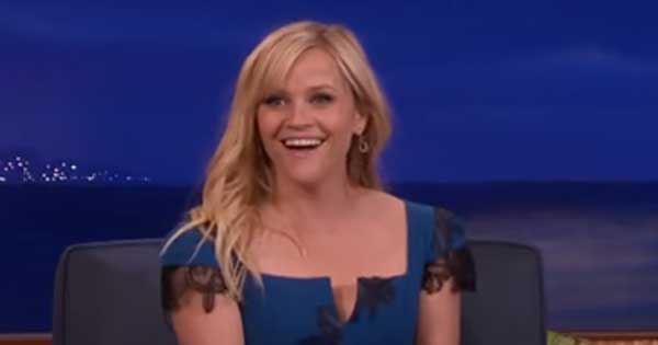Reese Witherspoon thrilled to discover her Irish heritage
