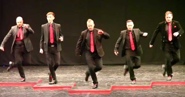 Fusion Fighters stun Irish Dance World Championships