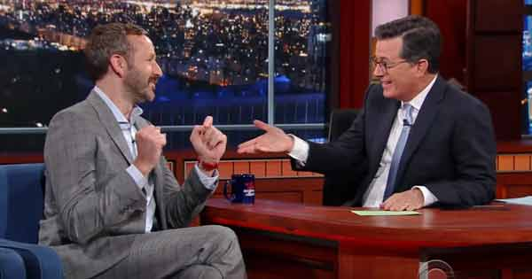 Irish star Chris O'Dowd tries to convince Americans that Roscommon are the GAA's best team