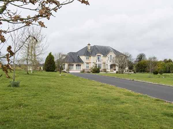 Niall Horan's Co Westmeath mansion outside