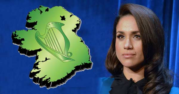 Meghan Markle can trace her family tree back to Ireland