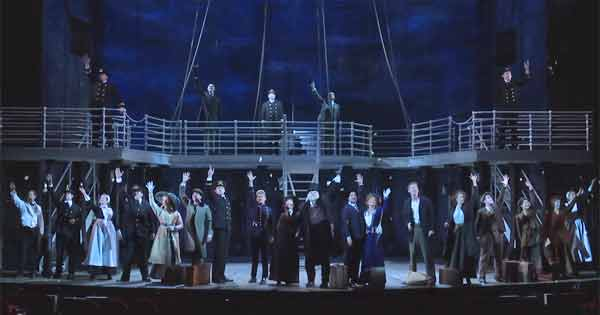 A musical telling the story of the Titanic is coming to Dublin