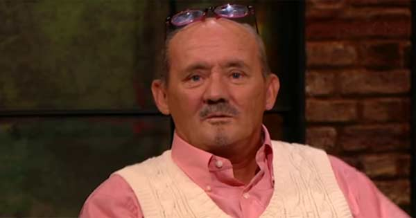 Brendan O'Carroll describes terrifying night as Hurricane Irma hit Florida