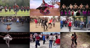 Jiggy's video for their track Silent Place shows people from many different cultures enjoying music and dancing
