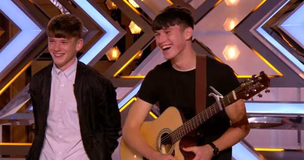 Irish X Factor hopefuls will put their studies to one side to pursue their dream