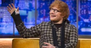 Ed Sheeran has the most-streamed song of the decade
