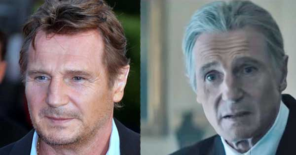 Liam Neeson admits he went too far in weight loss for movie role. Photo copyright Georges Biard CC3