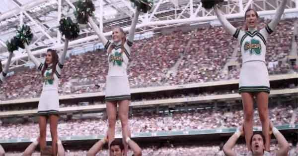 Inspiring video in support of Ireland's bid to host the 2023 rugby World Cup