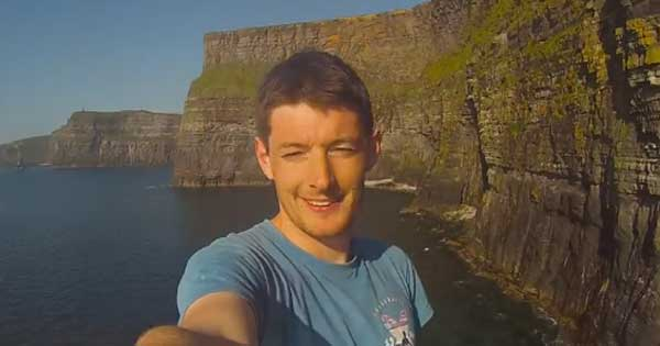 Adventure-loving photographer captures stunning scenery of Cliffs of Moher