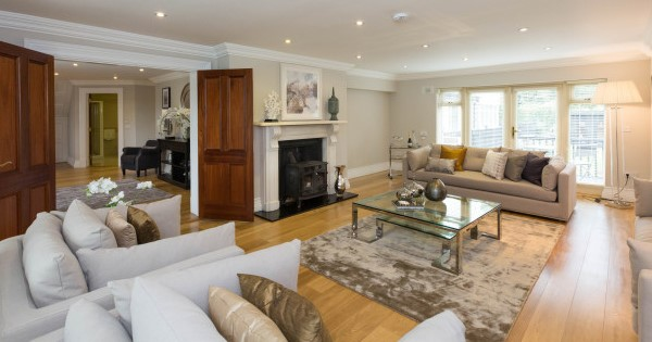 Luxury villa in Dublin is put on the market - take a video tour