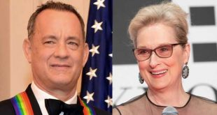 Hollywood legends Tom Hanks and Meryl Streep speak highly of Ireland. Meryl Streep photo copyright Dick Thomas Johnson CC2