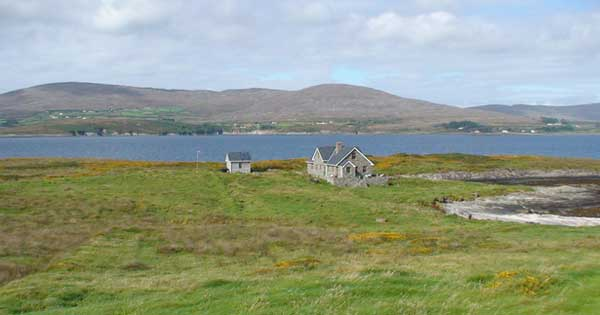 Carbery Island is for sale for €525,000