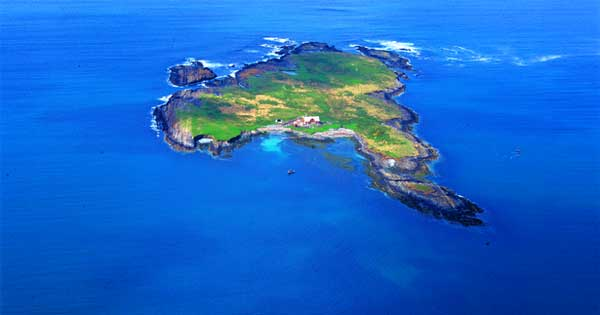 Carbery Island near West Cork is for sale for €525,000