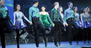 Learn how to Irish dance with these quick four steps