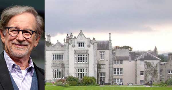 Steven Spielberg's new movie will be shot at the Kilruddery estate, Wicklow. Photo copyright Gage Skidmore CC3