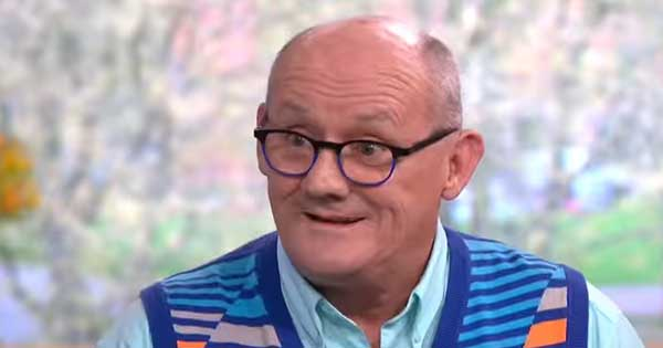 Brendan O'Carroll is looking forward to ditching the bra for his new show