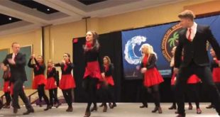 Fusion Fighters keep raising the bar in Irish dance performance