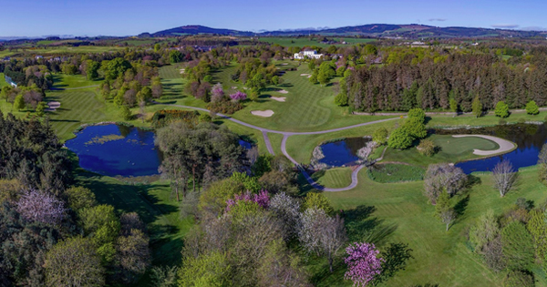 Druids Glen Hotel & Golf Resort course