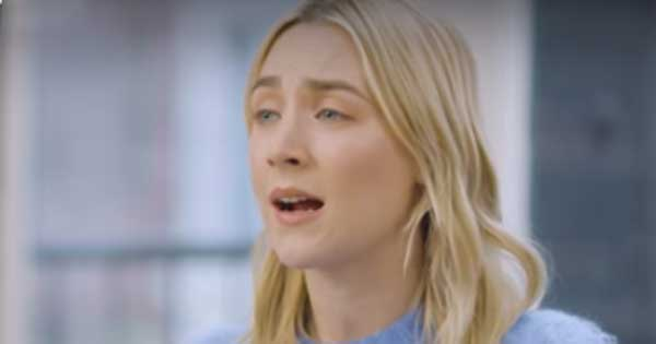 Saoirse Ronan speaks about women who have inspired her