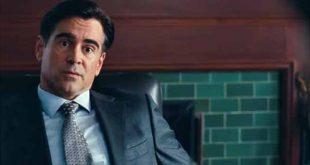 Colin Farrell defends use of the N word in Widows