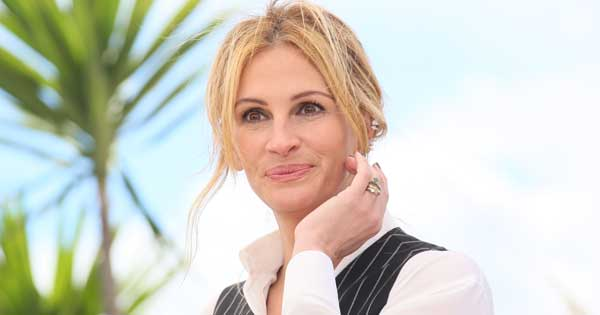 Julia Roberts was 'out of breath' at being told she was essential to Michael Collins movie