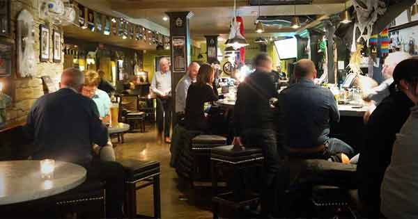 The best Irish pubs all over the world have been named