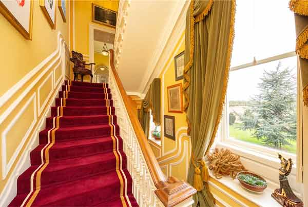 Seafield House stairs
