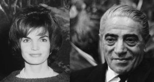Newly found love letters from Jackie Kennedy reveal why she married Onassis. Photo copyright Nationaal Archief CC3