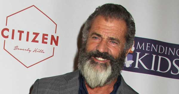 American star Mel Gibson is an Irish citizen and says Ireland 'feels like home'