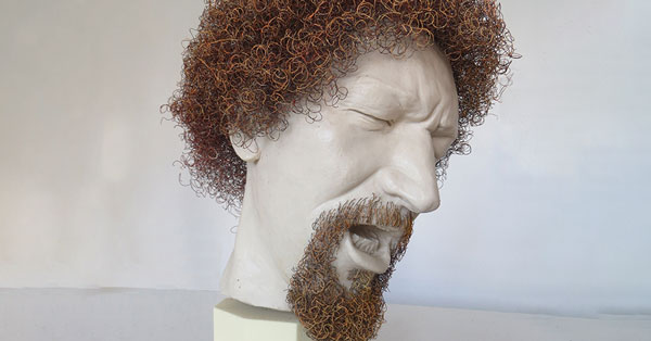 Luke Kelly, by Vera Klute
