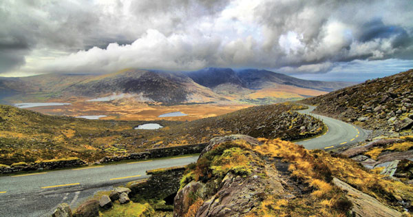 Ireland is the best country in Europe for hiking according to the experts