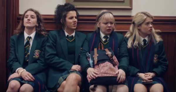 Derry Girls laugh off claims viewers need subtitles