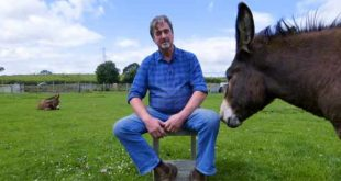 Farmer Kenny Gracey speaks about Game of thrones