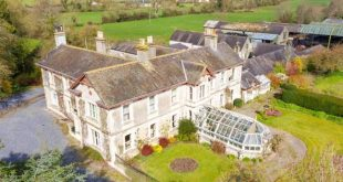 Historic 'farming royalty' house up for sale in Co Kildare