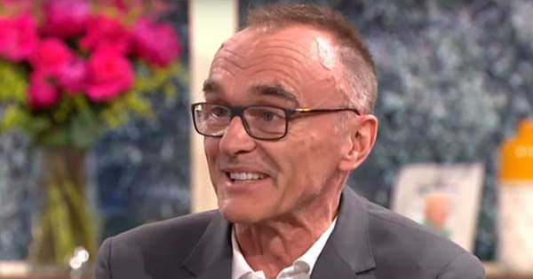 Movie director Danny Boyle 'broke his Irish mother's heart' by refusing to become a priest