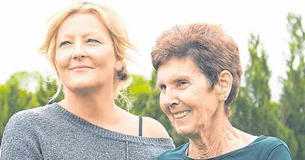 Helen Maguire and Christine Skipsey