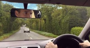 Road safety video warns it only takes a split-second for disaster to strike