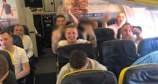 """Ryanair passenger says """"flight crew did nothing"""" as she was subjected to homophobic abuse"""