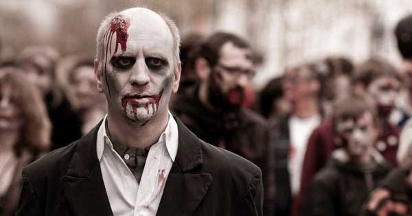 Catholic priest likens homosexuals to zombies in shocking speech