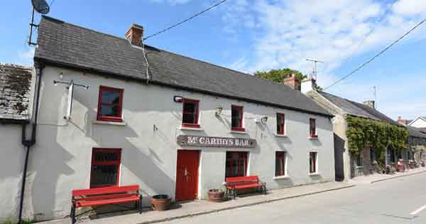 McCarthys bar, Nohoval, Co Cork