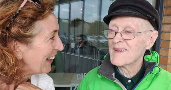 99-year-old Irishman heads to Buenos Aires for Tango competition