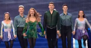 So why do Irish dancers keep their hands rigidly by their side?