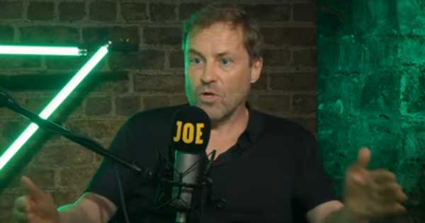 Ardal O'Hanlon admits his daft jokes led to trouble with the media
