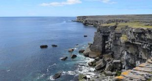 The Aran Islands narrowly beaten to 'best island in the world' crown