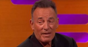 The Boss tells Graham Norton the story of how he almost met The King