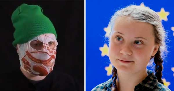 Rubberbandits says Greta Thunberg faces such hatred because she is female