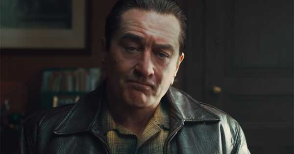 'The Irish all killed well' - De Niro reveals accuracy of his latest character