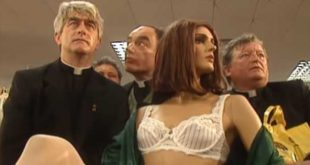 Father Ted Christmas special episode voted one the best of all time
